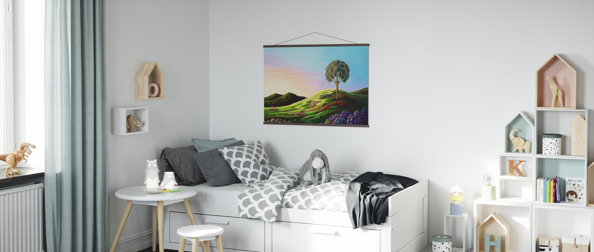 Into The Silence - Poster - Kids Room