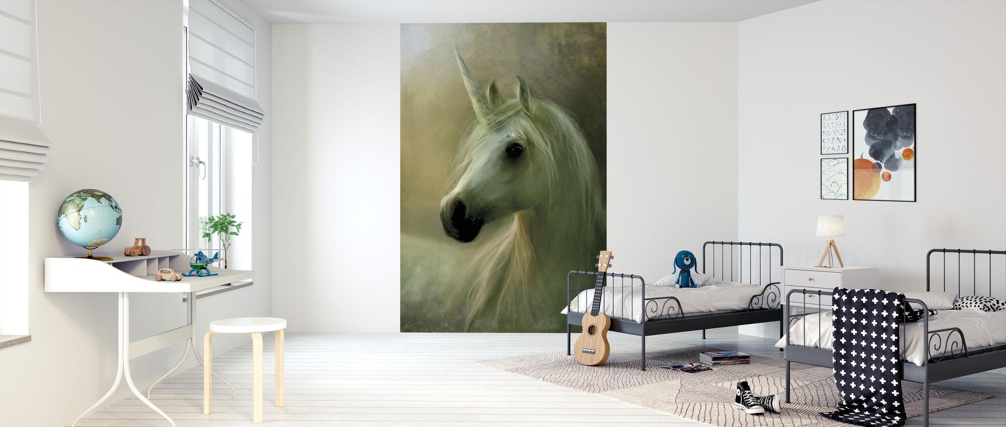 Elegance - Wallpaper - Kids Room