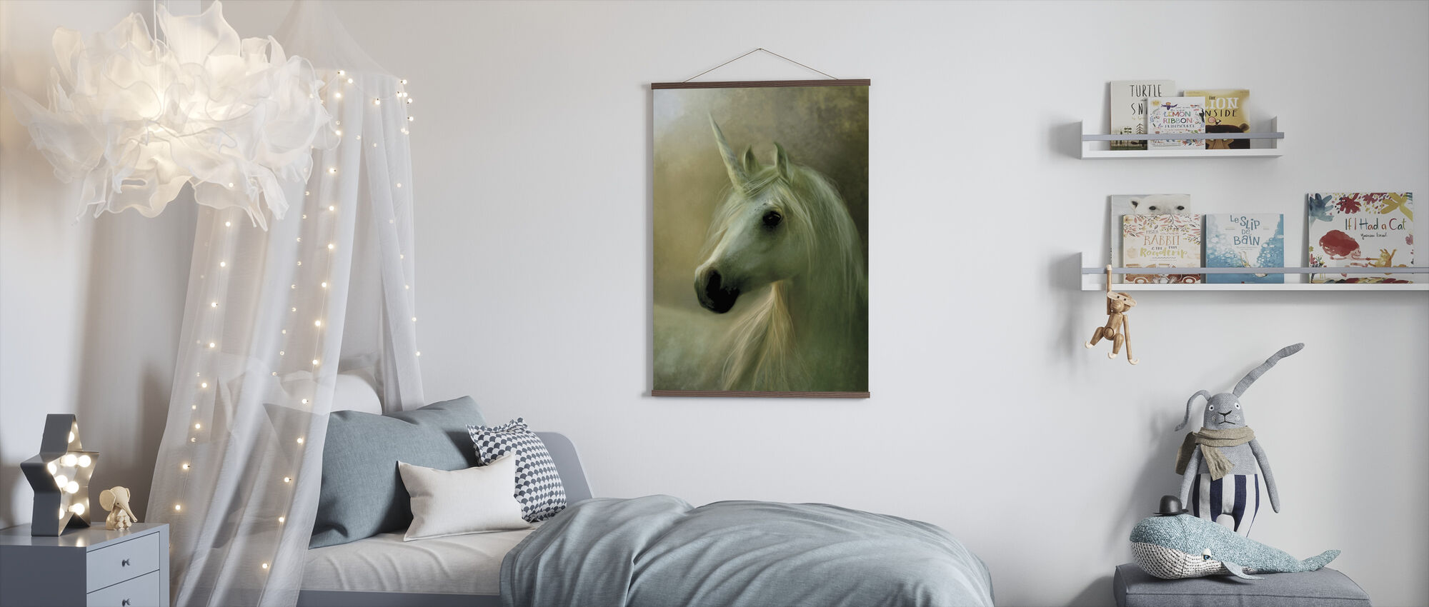 Elegance - Poster - Kids Room