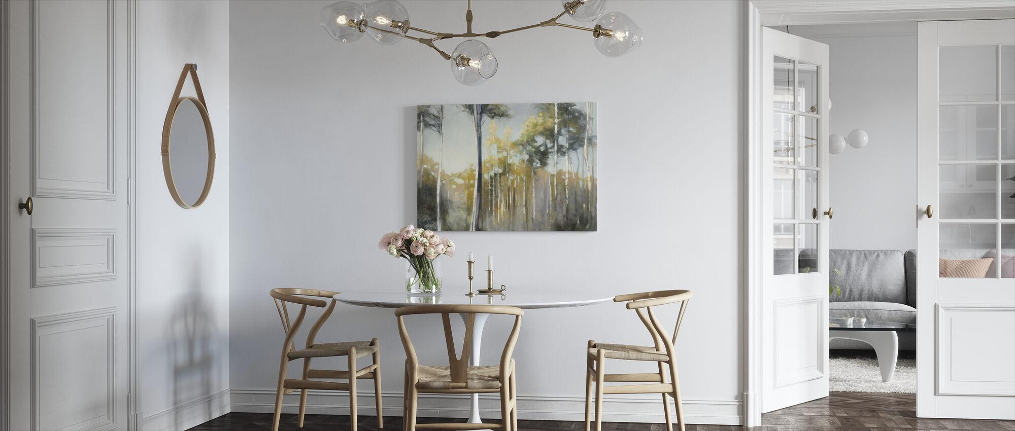Aspen Reverie - Billede på lærred - Køkken