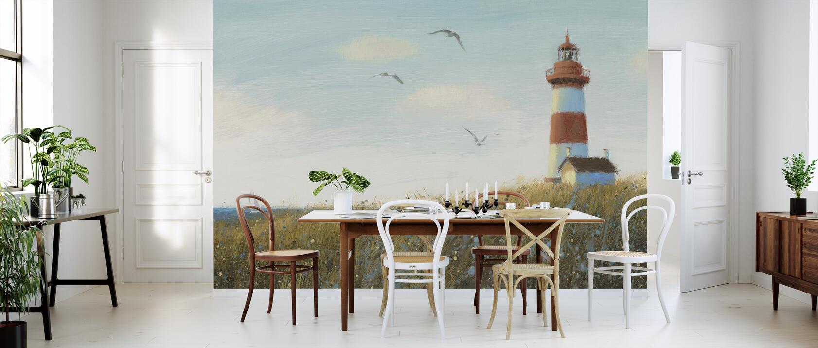 seaside view fototapete nach ma photowall. Black Bedroom Furniture Sets. Home Design Ideas