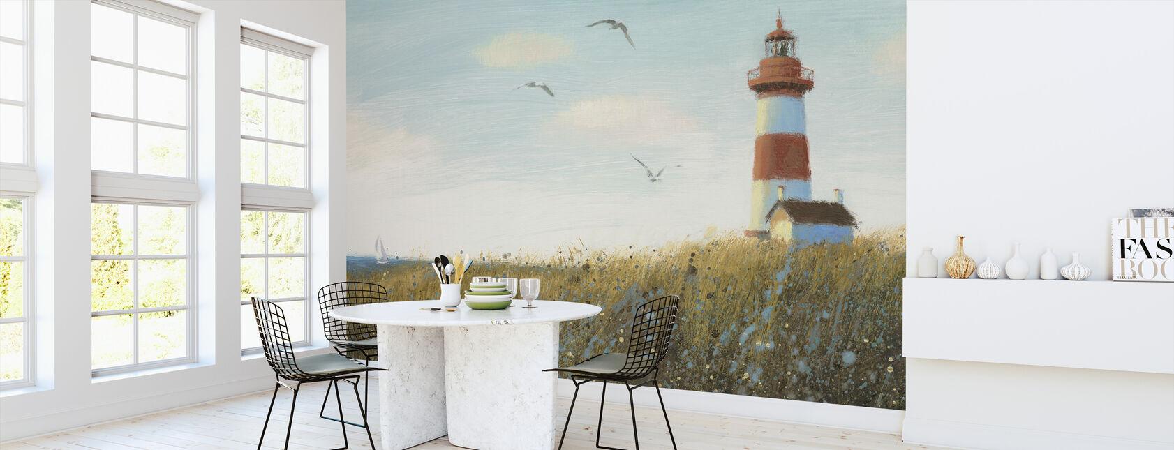 Utsikt mot havet - Tapet - Kök