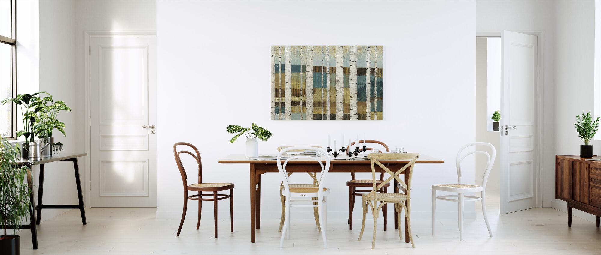 Shimmering Valley - Canvas print - Kitchen