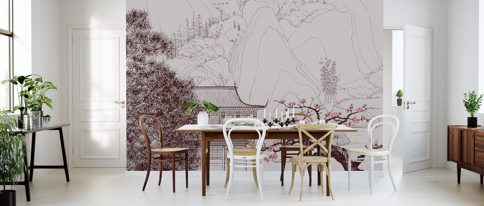 A Wall Mural For Every Room