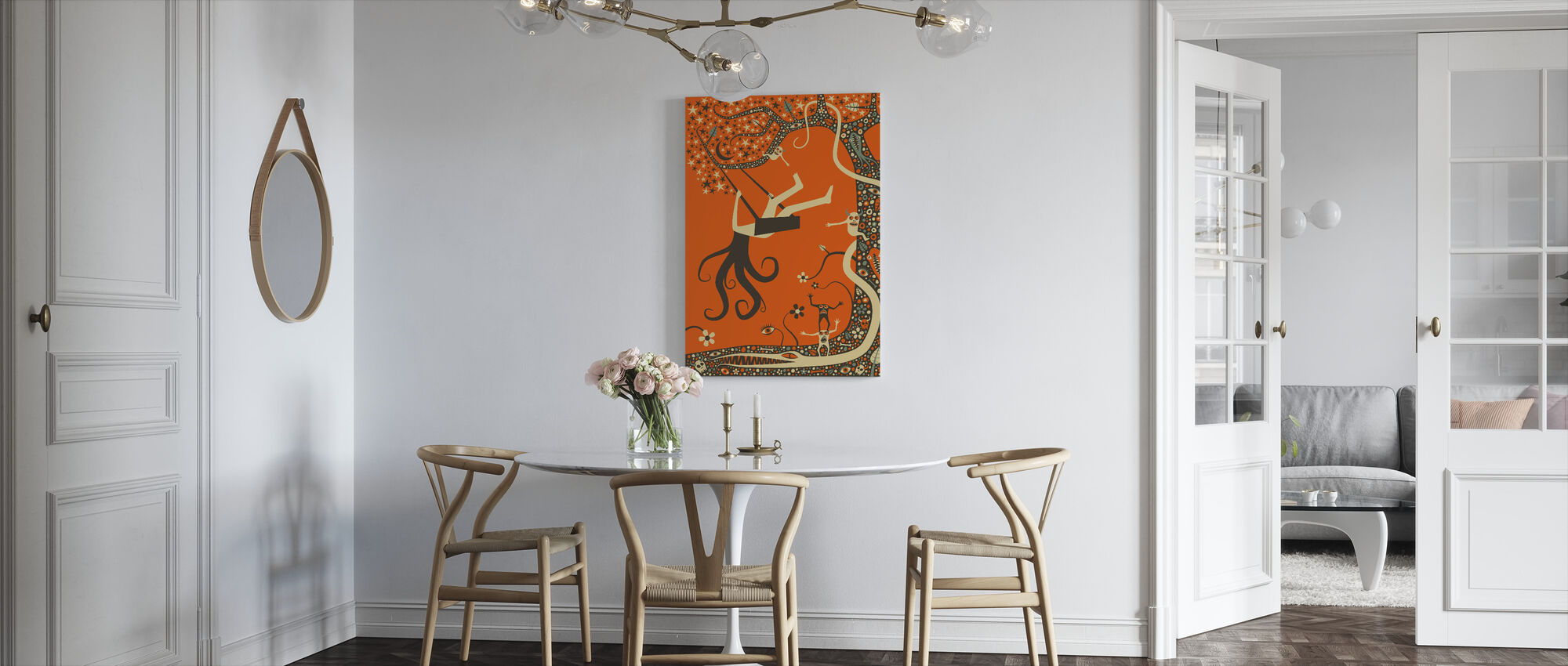 Outcast - Canvas print - Kitchen