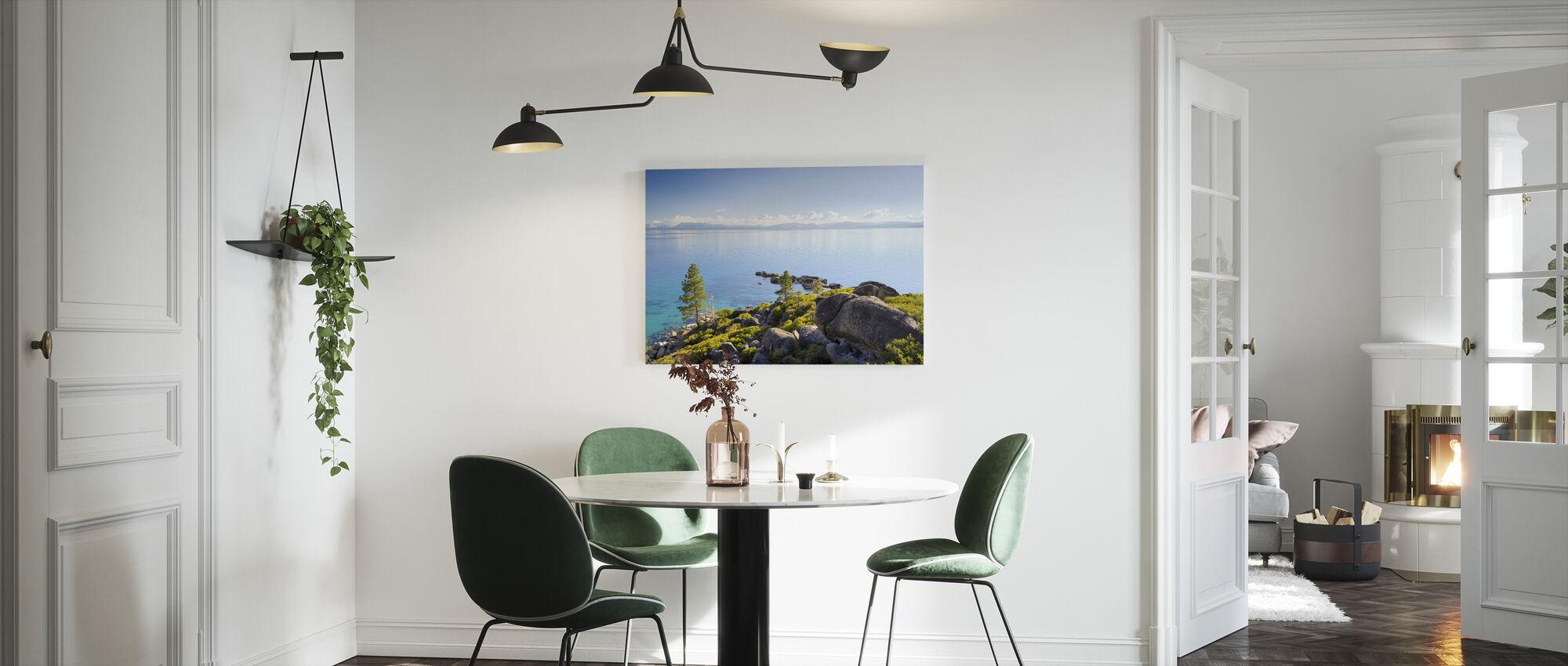 Skärgårds drömmar - Canvastavla - Kök
