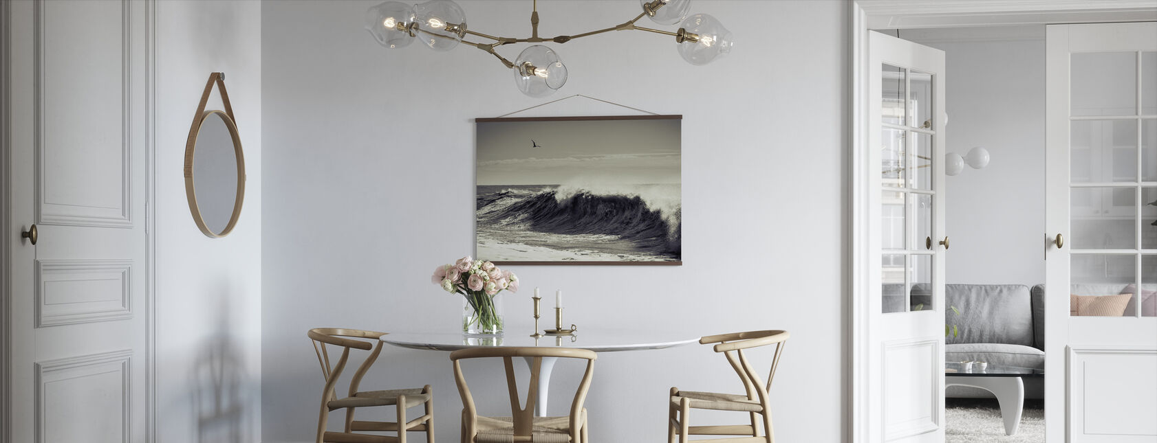 Breaking Wave - Poster - Kitchen