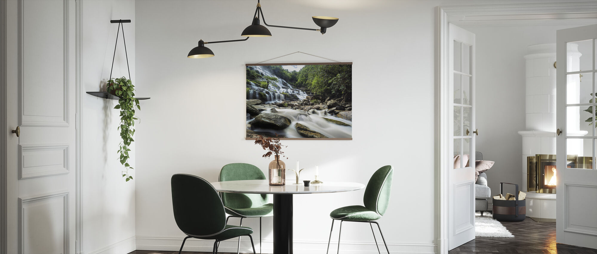 Maeya Waterfall - Poster - Kitchen