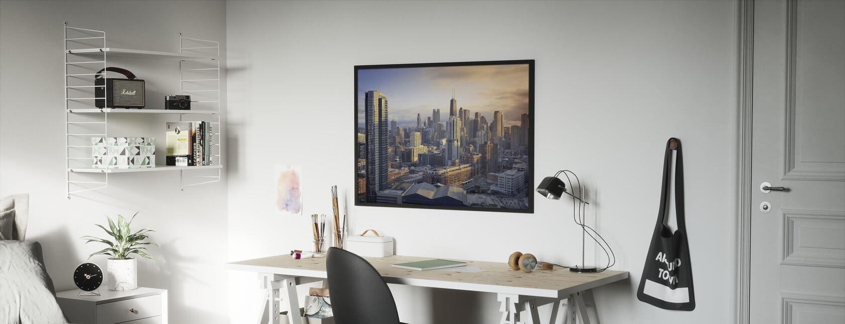 Chicago Symphony - Framed print - Kids Room
