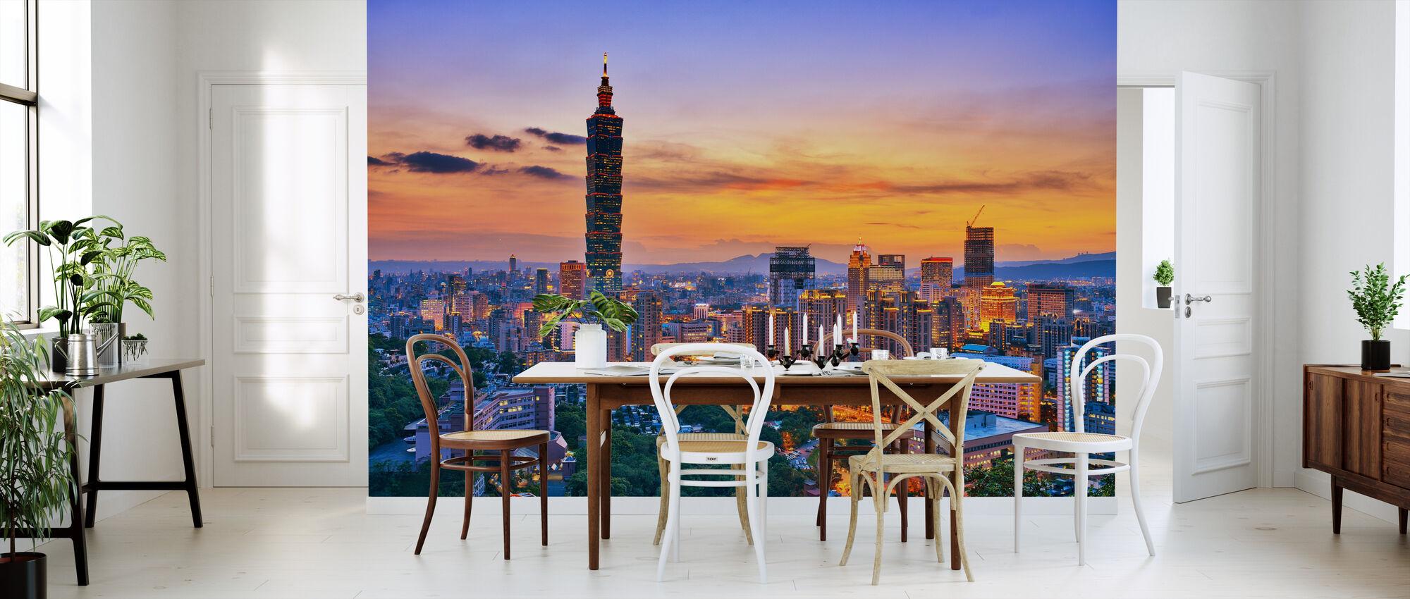 Taipei Sunset - Tapetti - Keittiö