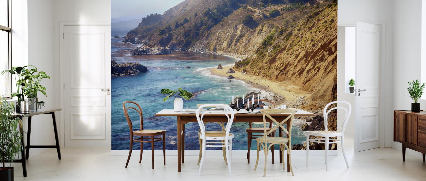 steep cliffs fototapete nach ma photowall. Black Bedroom Furniture Sets. Home Design Ideas