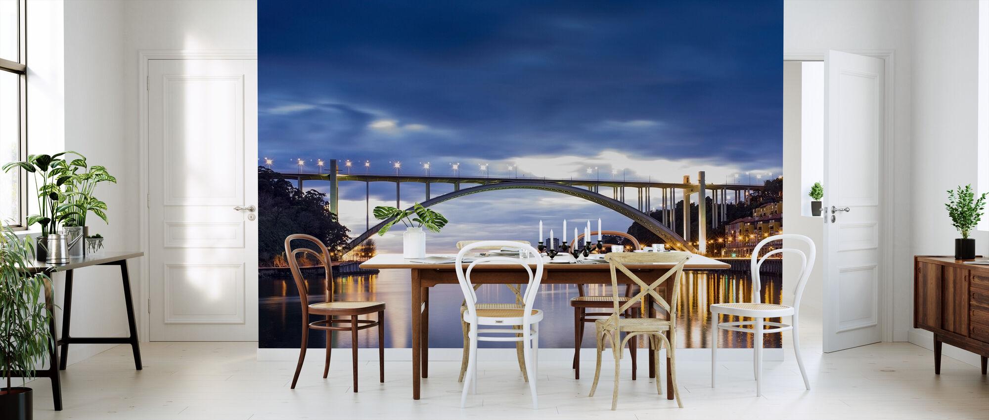 porto - Tapet - Kjøkken