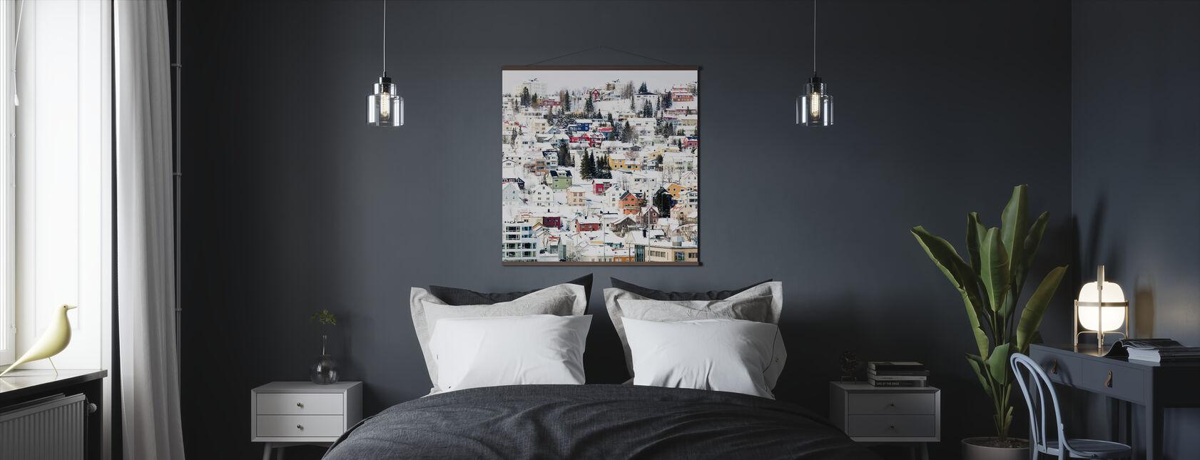 Norwegian Wood - Poster - Bedroom