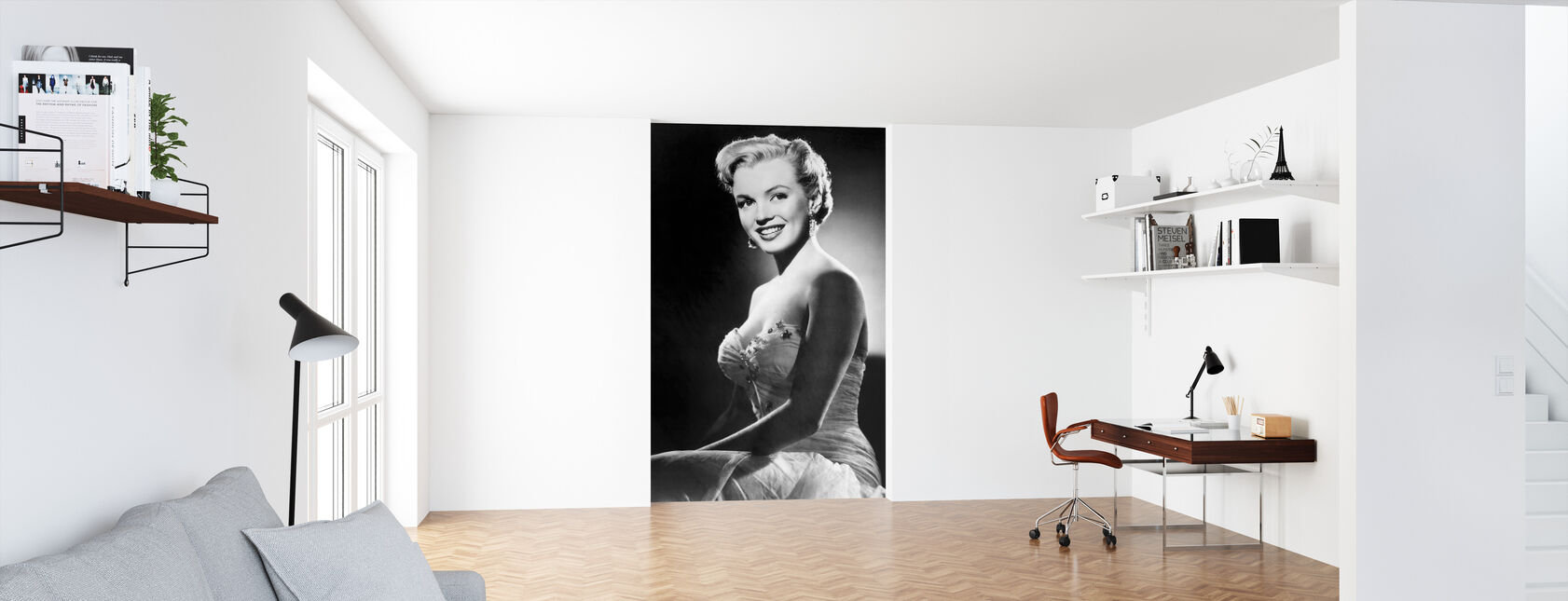 All about Eve - Wallpaper - Office