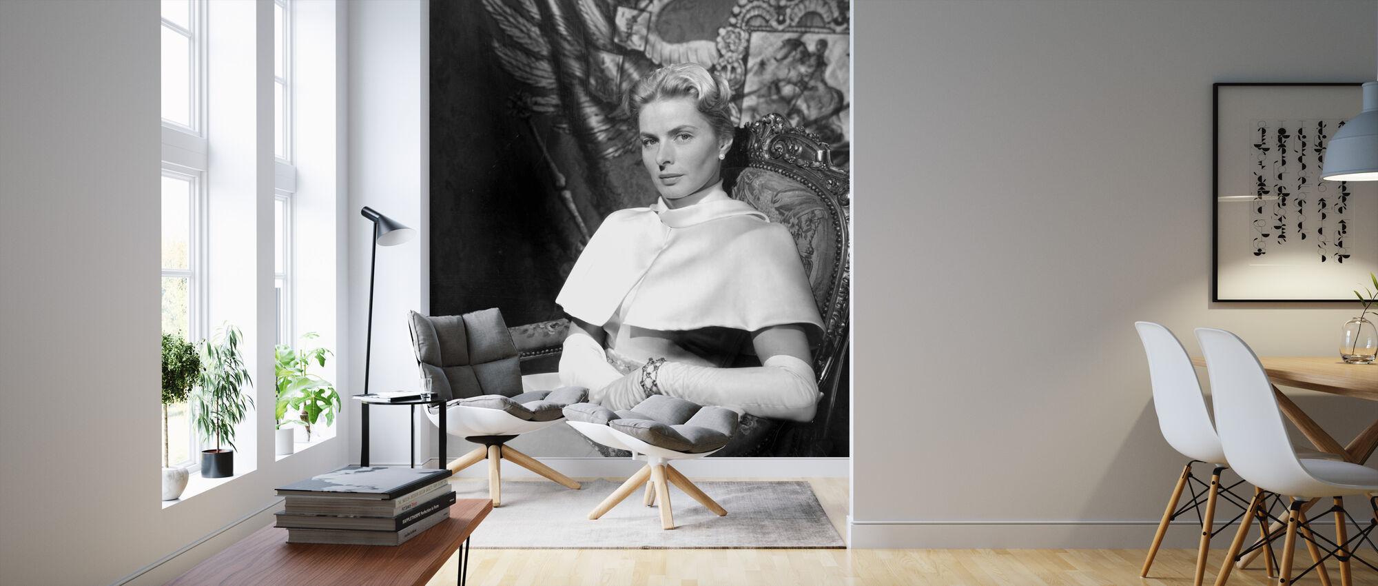 Anastasia 1986 - Wallpaper - Living Room