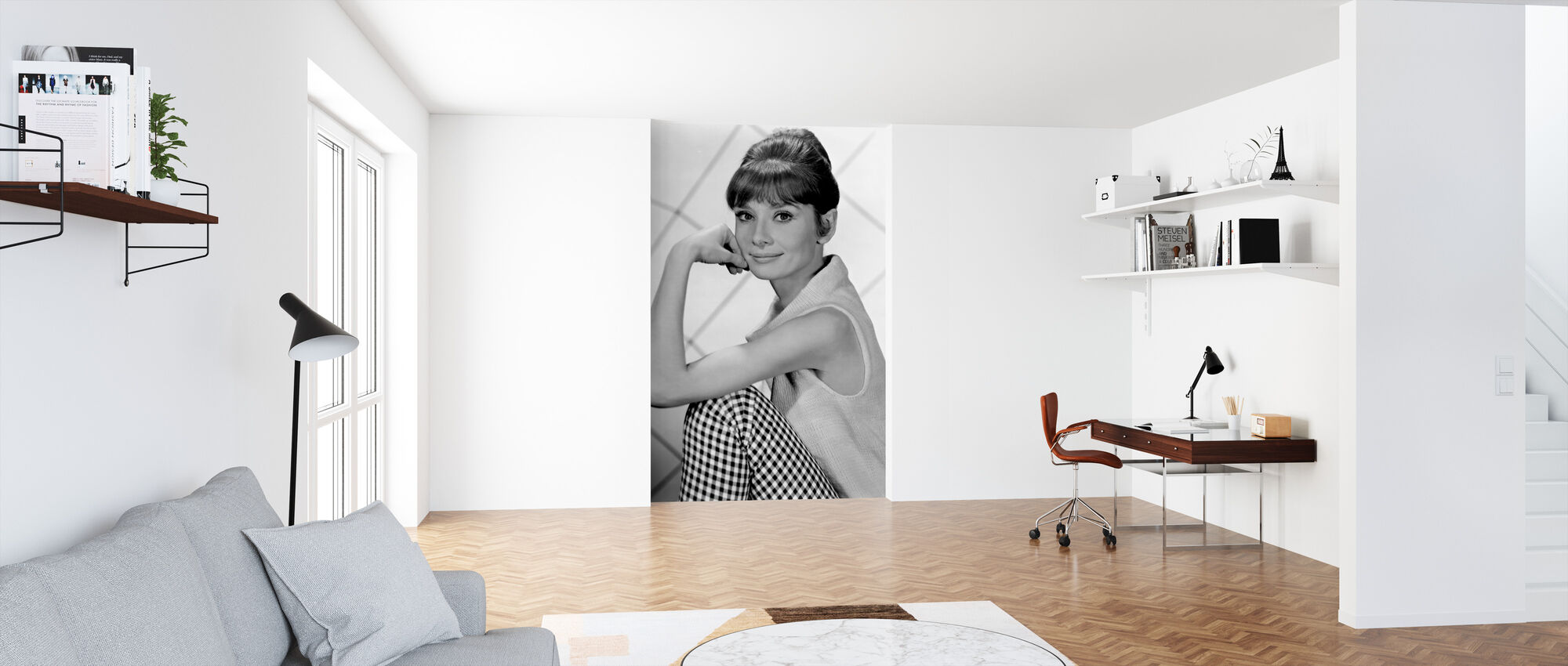 Aud 1960 - Wallpaper - Office