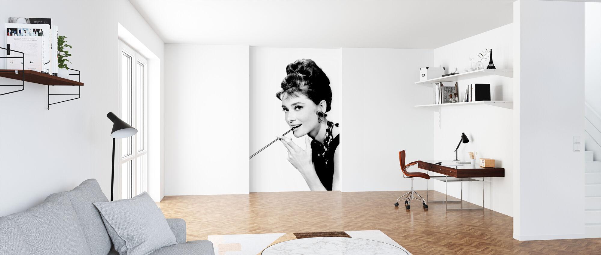 Breakfast at Tiffany's - Wallpaper - Office