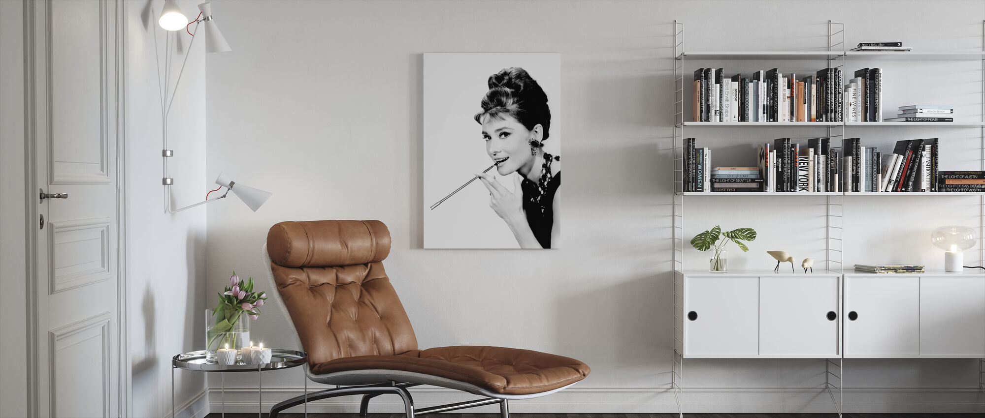 Breakfast at Tiffany's - Canvas print - Living Room
