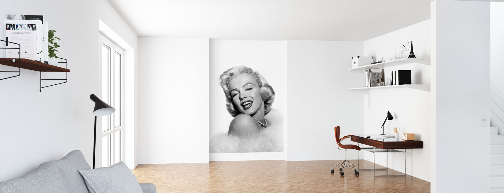 Classic Hollywood - Wallpaper - Office