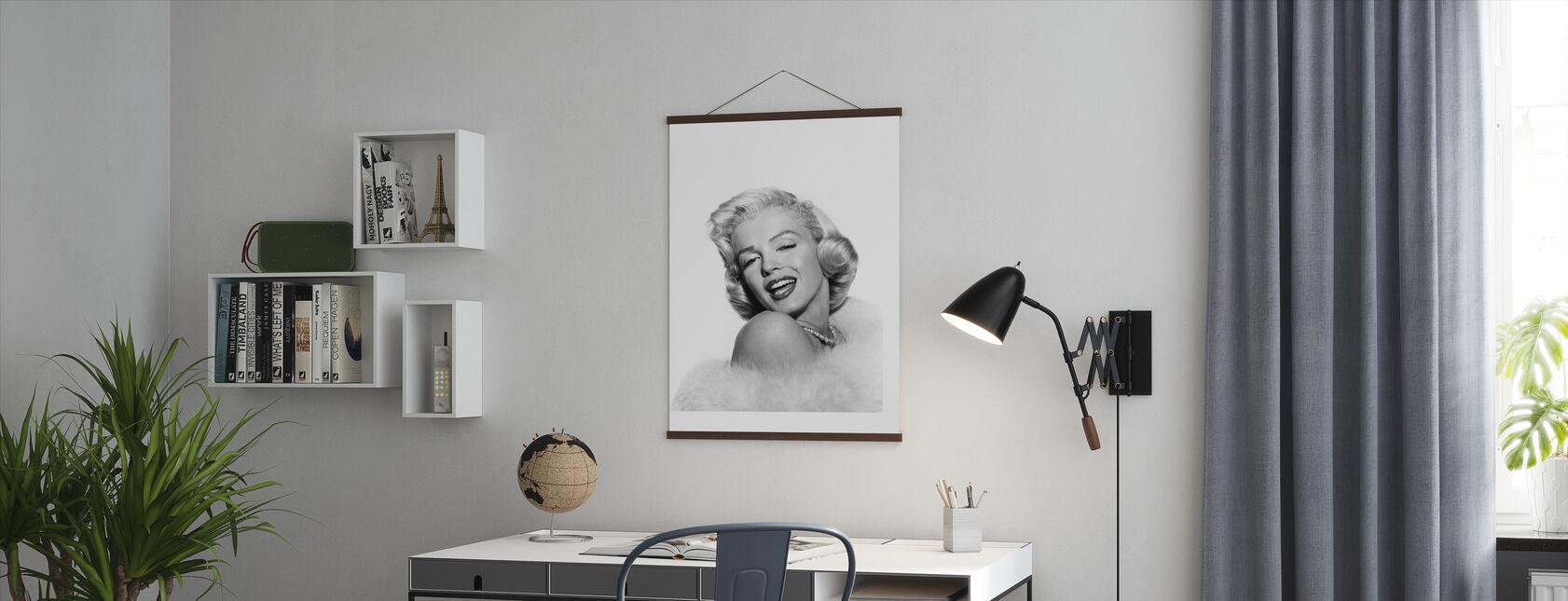 Klassisk Hollywood - Poster - Kontor