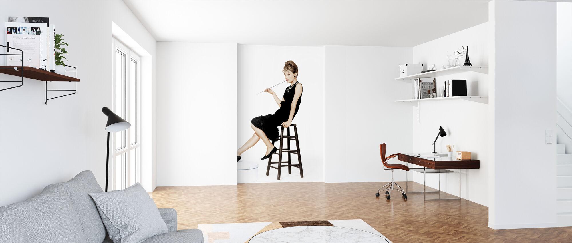 Holly Golightly - Tapete - Büro