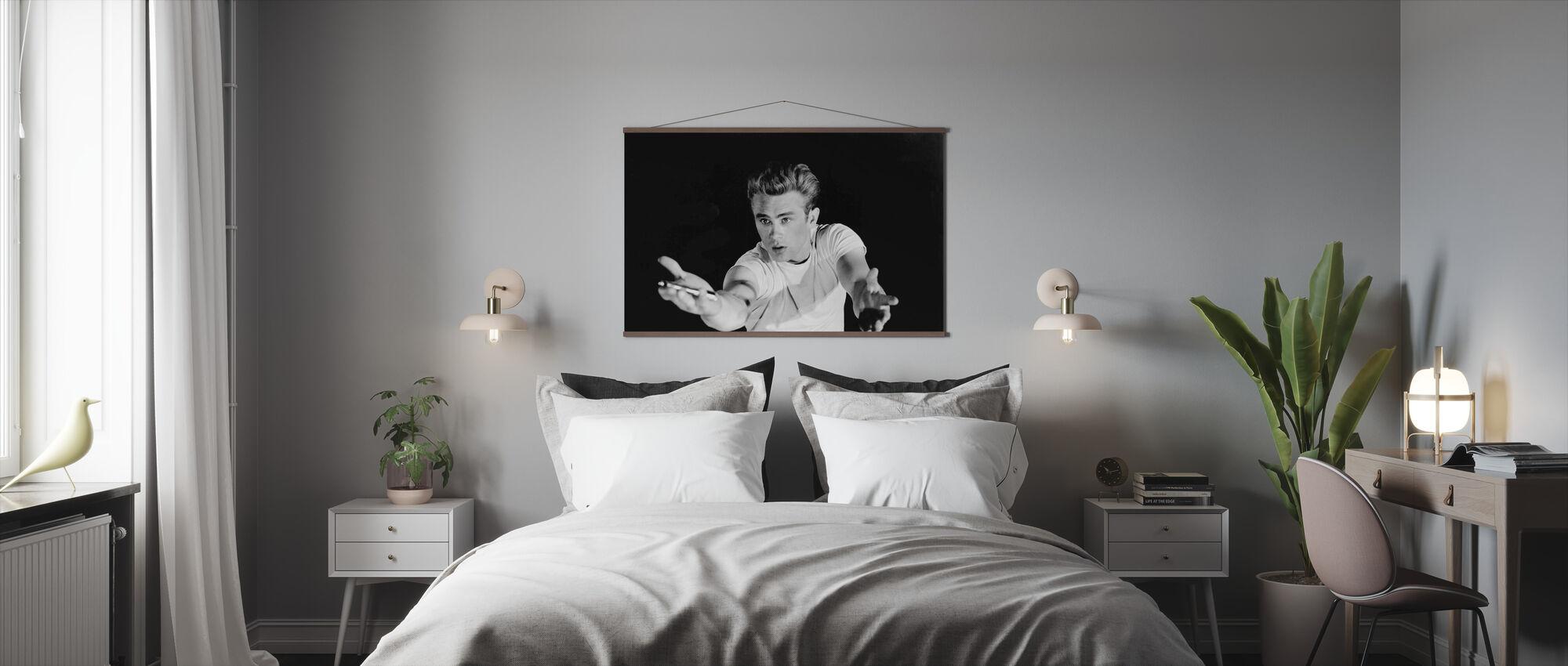 Jim Stark - Poster - Bedroom