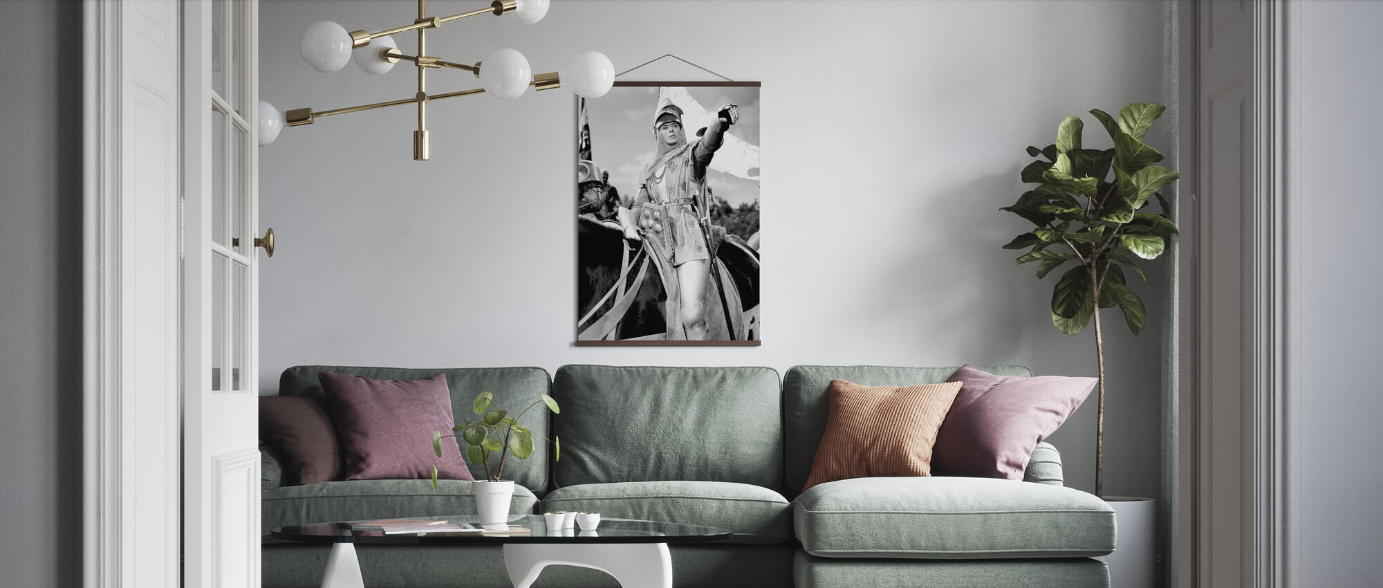 Joan of Arc - Poster - Living Room