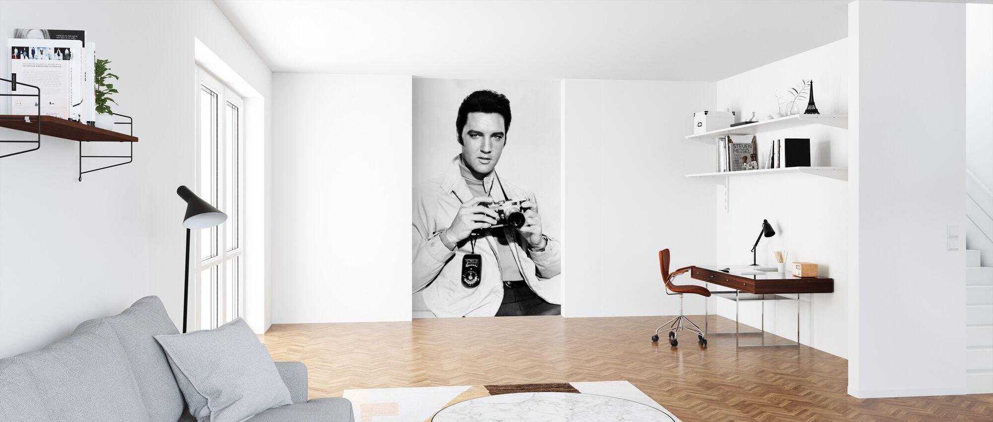 Live a Little, Love a Little - Wallpaper - Office