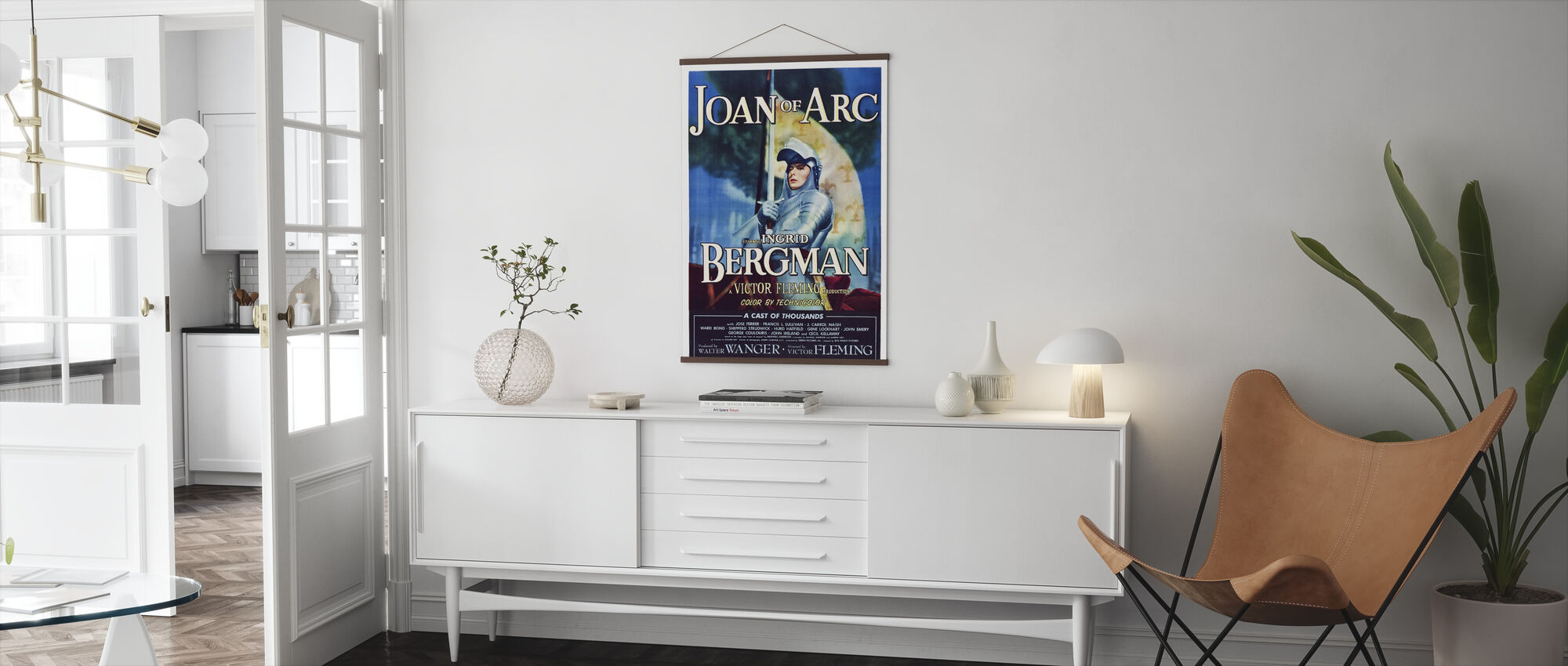 Movie Poster Joan of Arc - Poster - Living Room