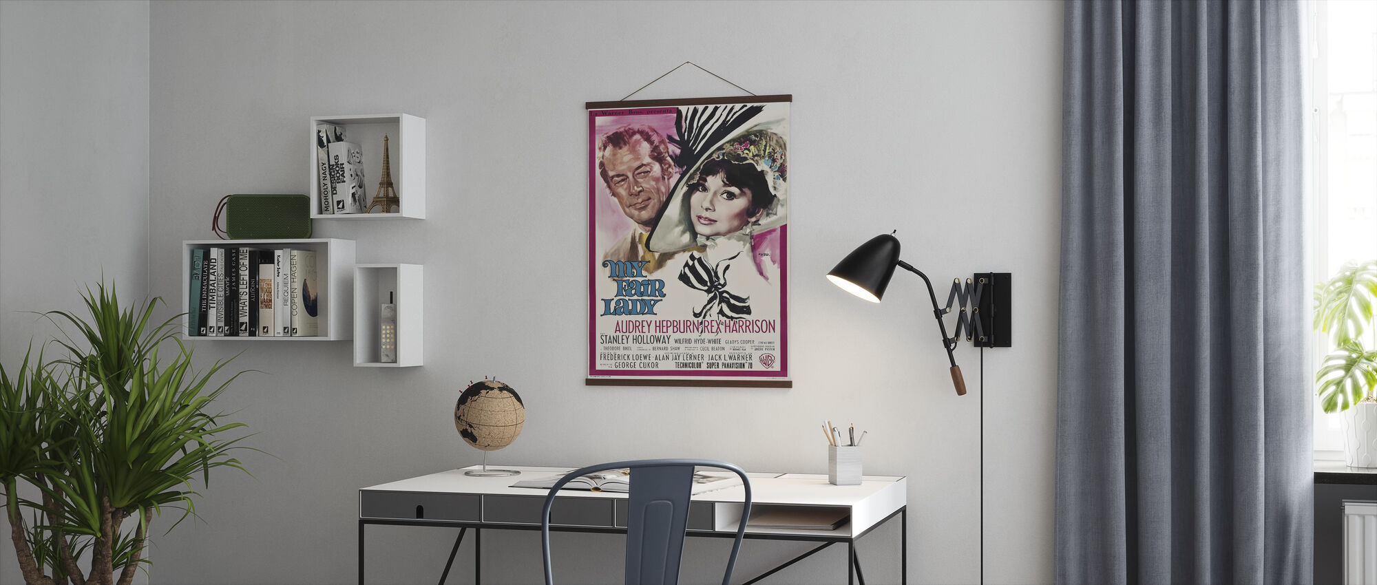 Movie Poster My Fair Lady 2 - Poster - Office