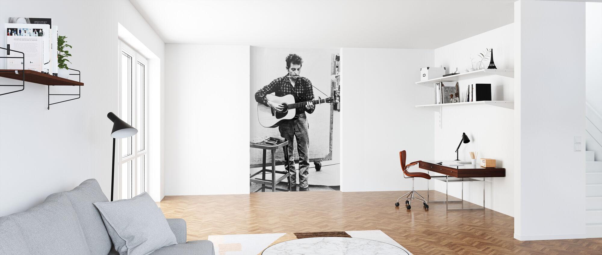 Mr Tambourine Man - Wallpaper - Office