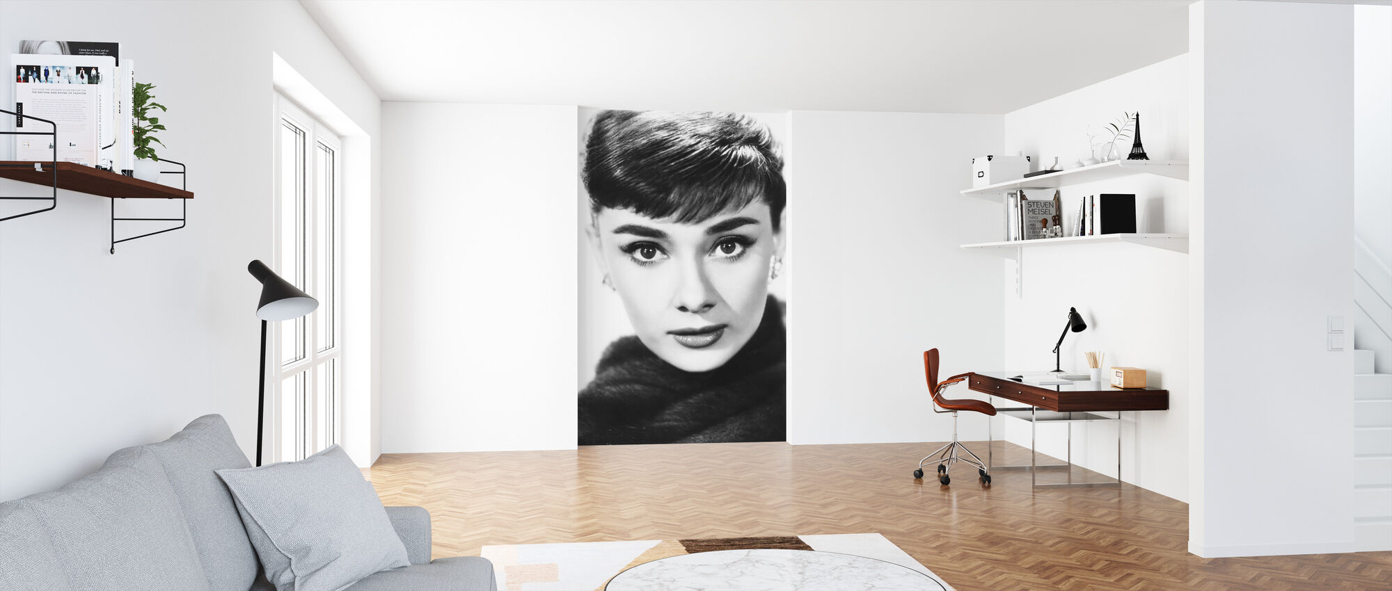Sabrina - Tapete - Büro
