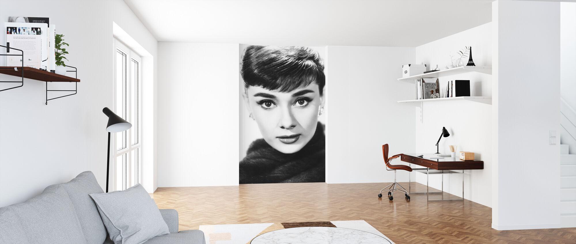 Sabrina - Wallpaper - Office