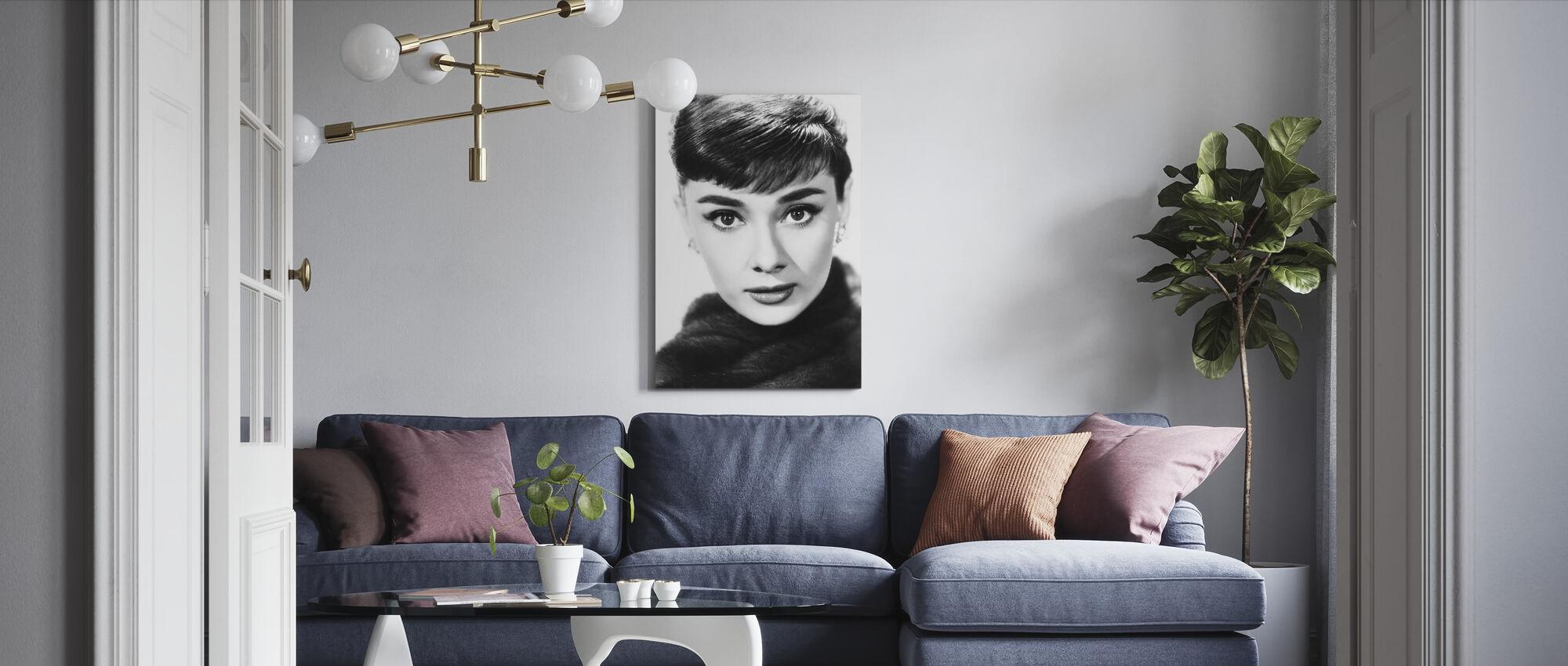 Sabrina - Leinwandbild - Wohnzimmer