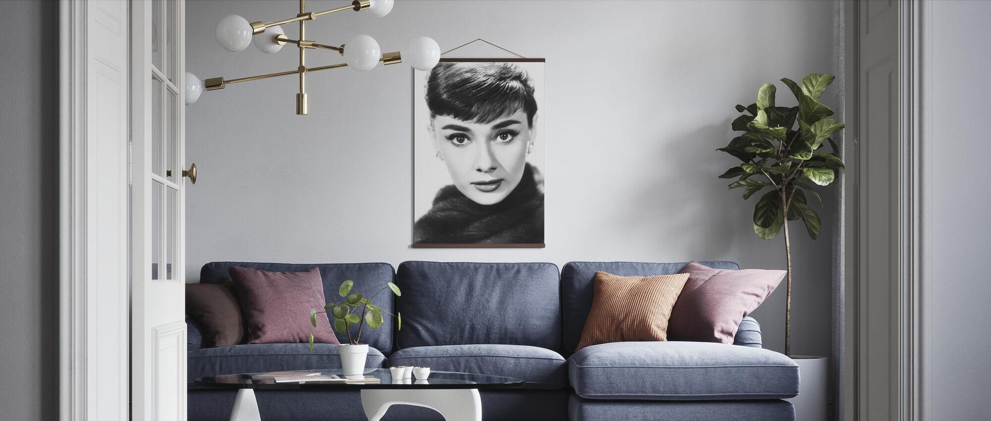 -Sabrina - Plakat - Stue
