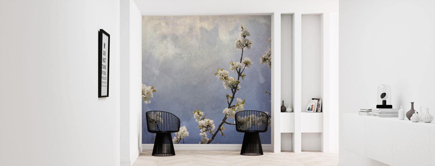 Apple Branch - Wallpaper - Hallway