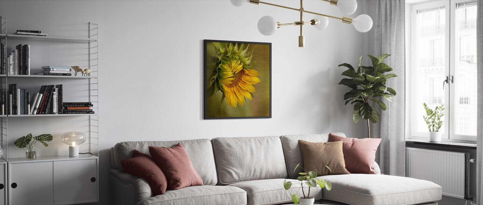 Summer's Beauty - Framed print - Living Room