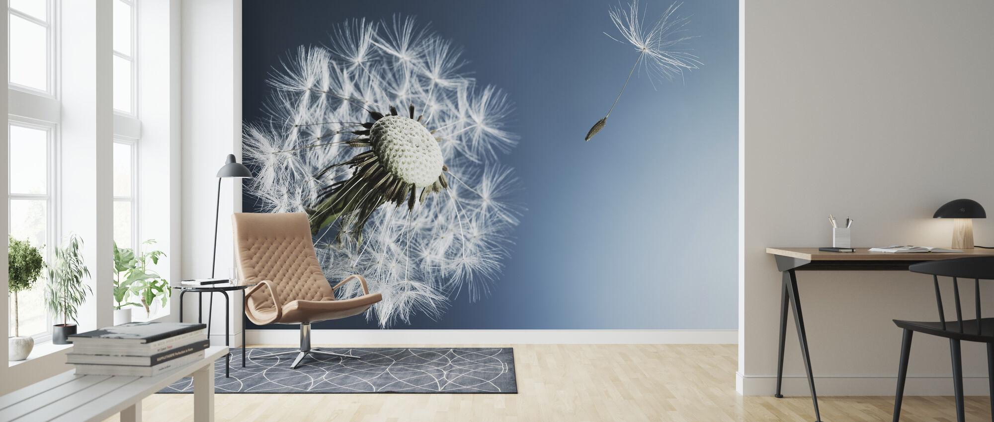 Blow Away - Wallpaper - Living Room