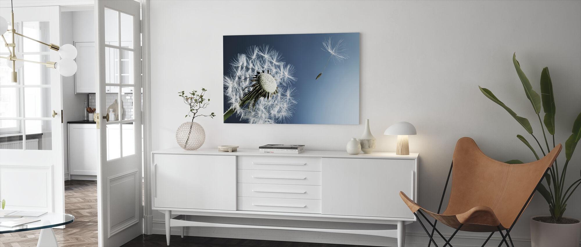 Blow Away - Canvas print - Living Room