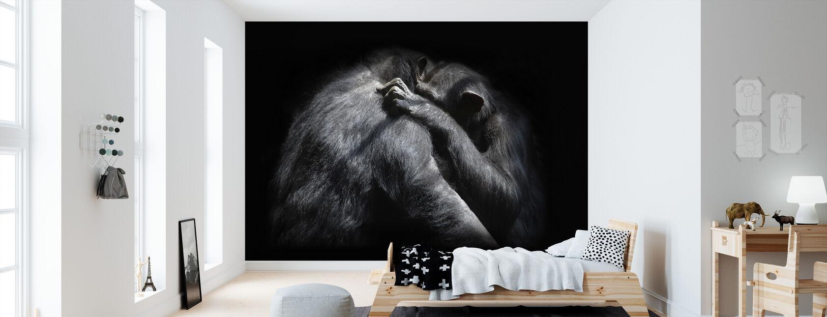 Embrace - Wallpaper - Kids Room