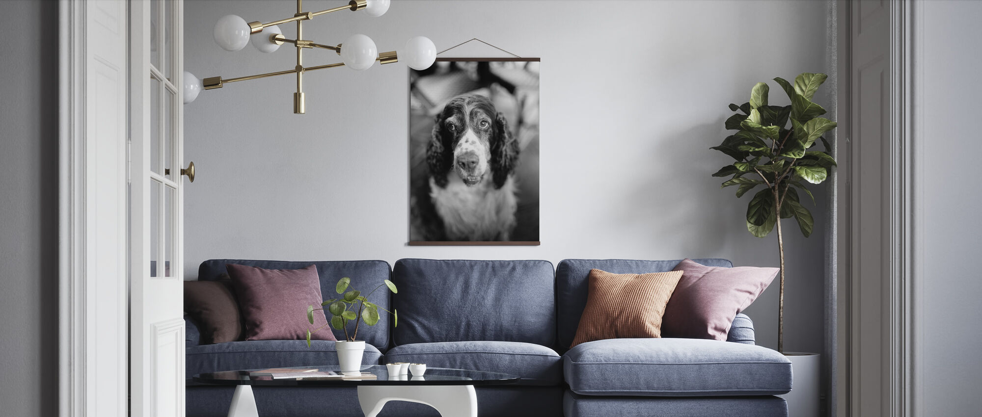 Loyal Friend - Poster - Living Room