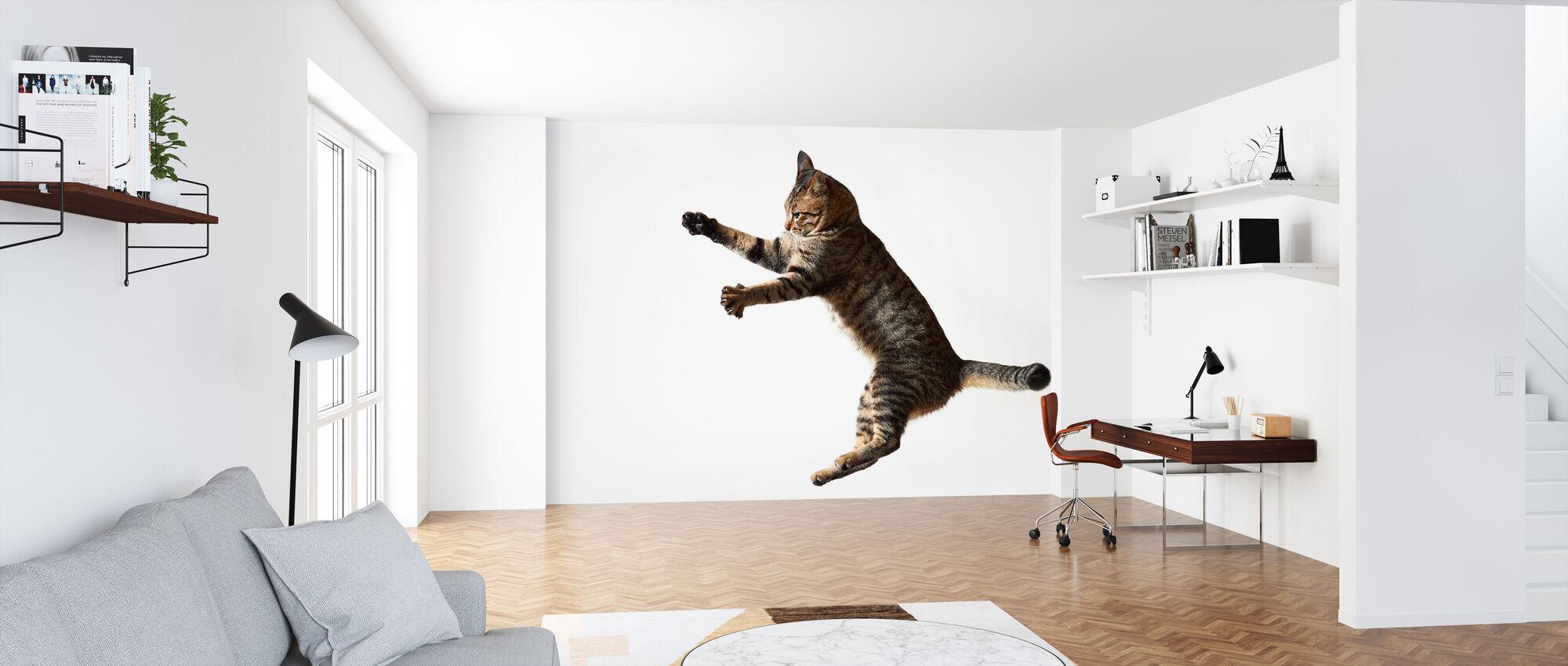 Big Jump - Wallpaper - Office