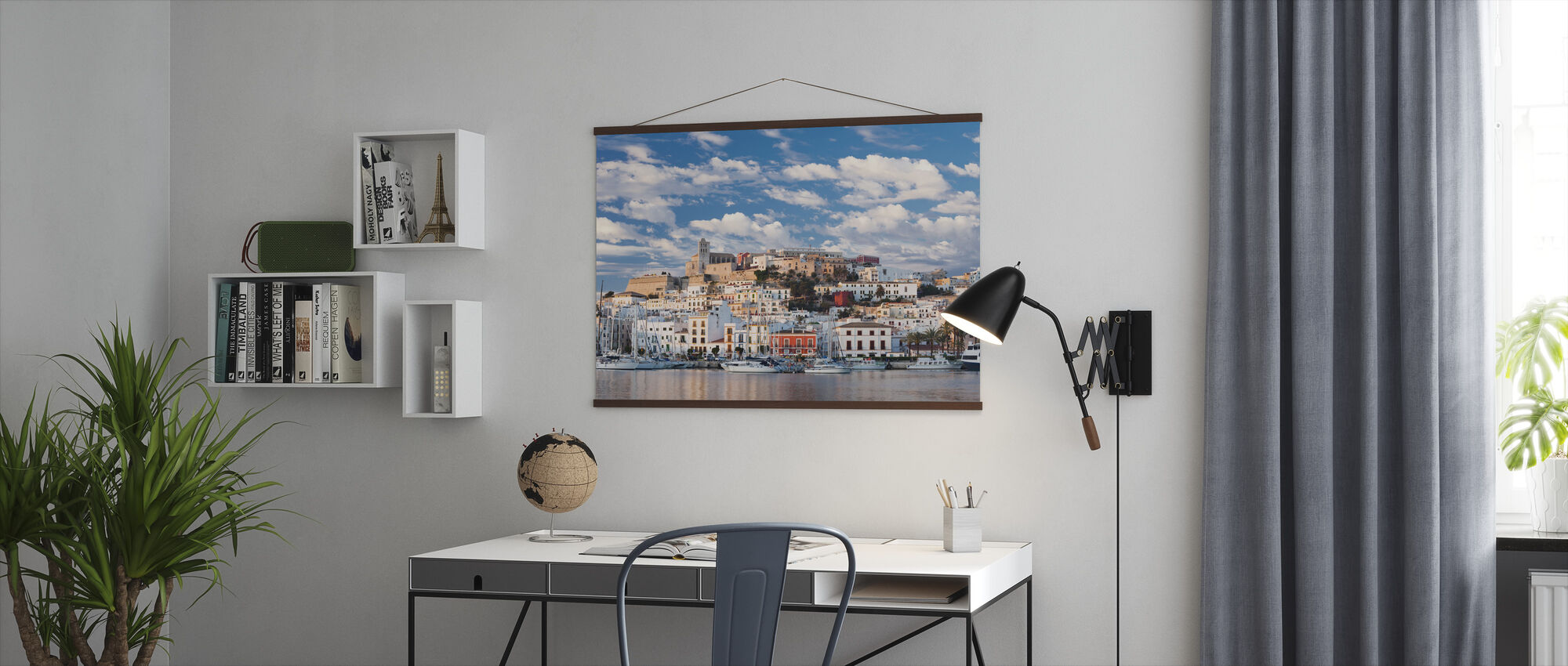 Ibiza Town - Poster - Office