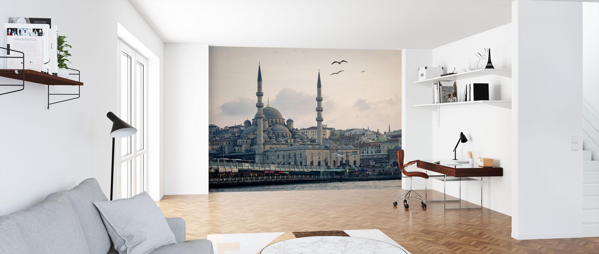 Istanbul - Tapet - Kontor