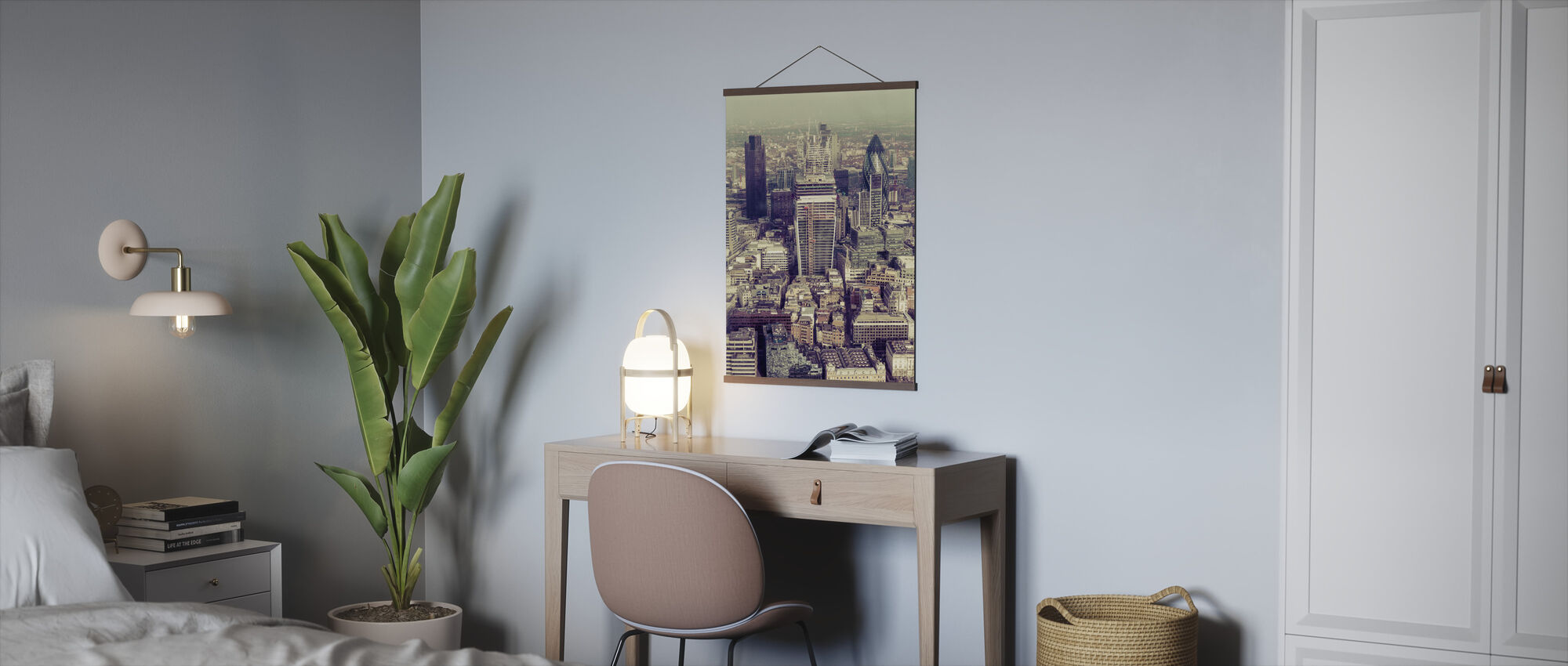 View from the Shard, London - Poster - Office