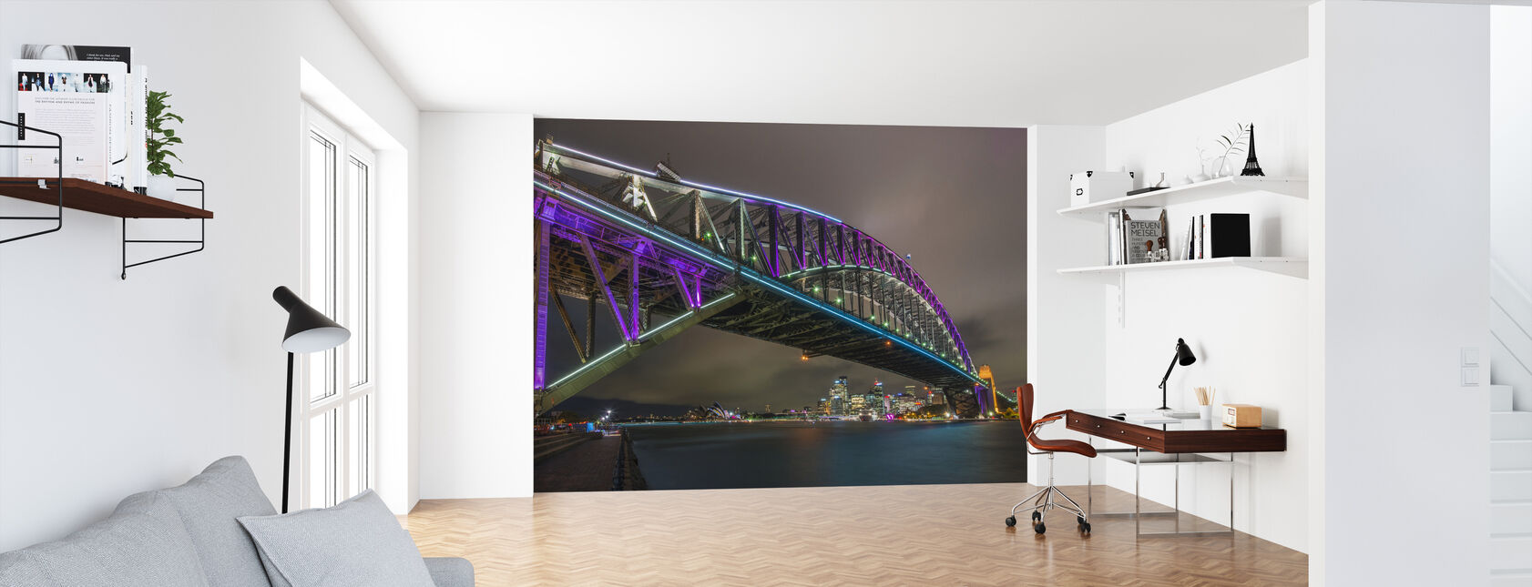 Sydney Harbour Bridge - Wallpaper - Office