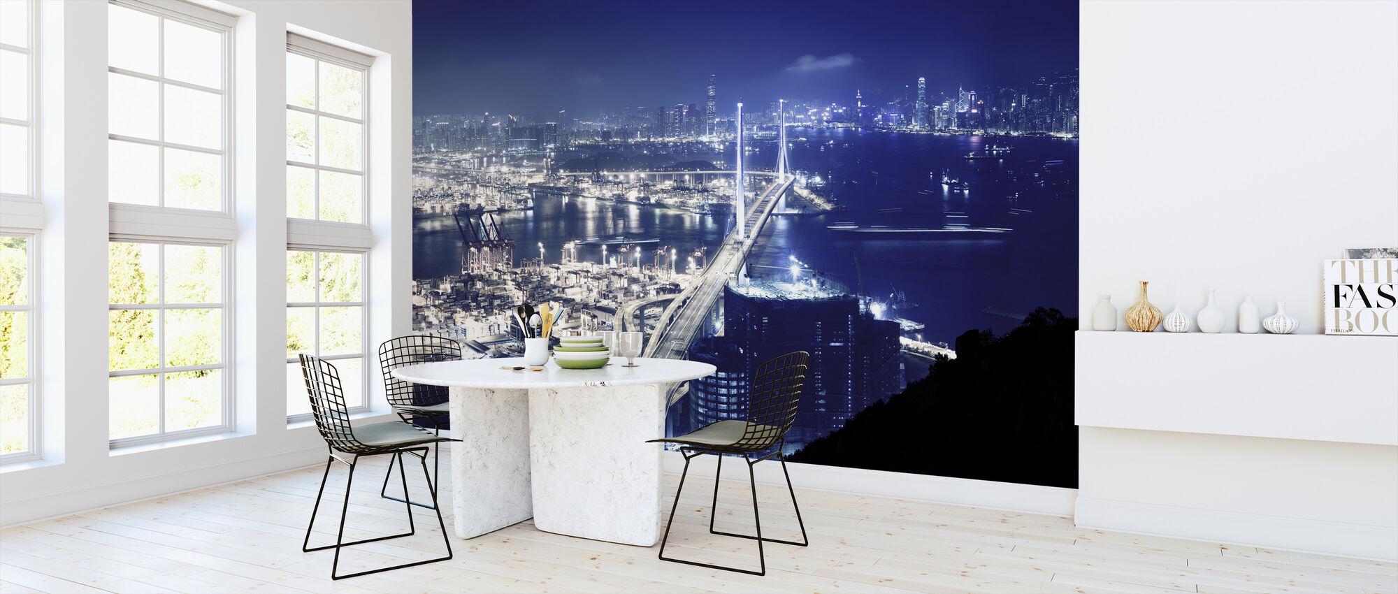 Blueberry Nights, Hong Kong - Wallpaper - Kitchen