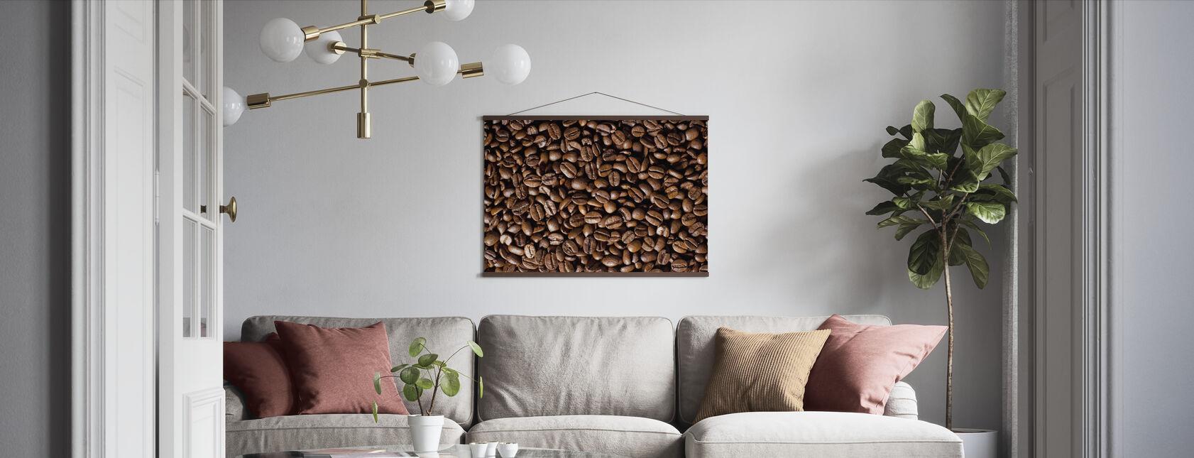 Kahvipavut - Juliste - Olohuone