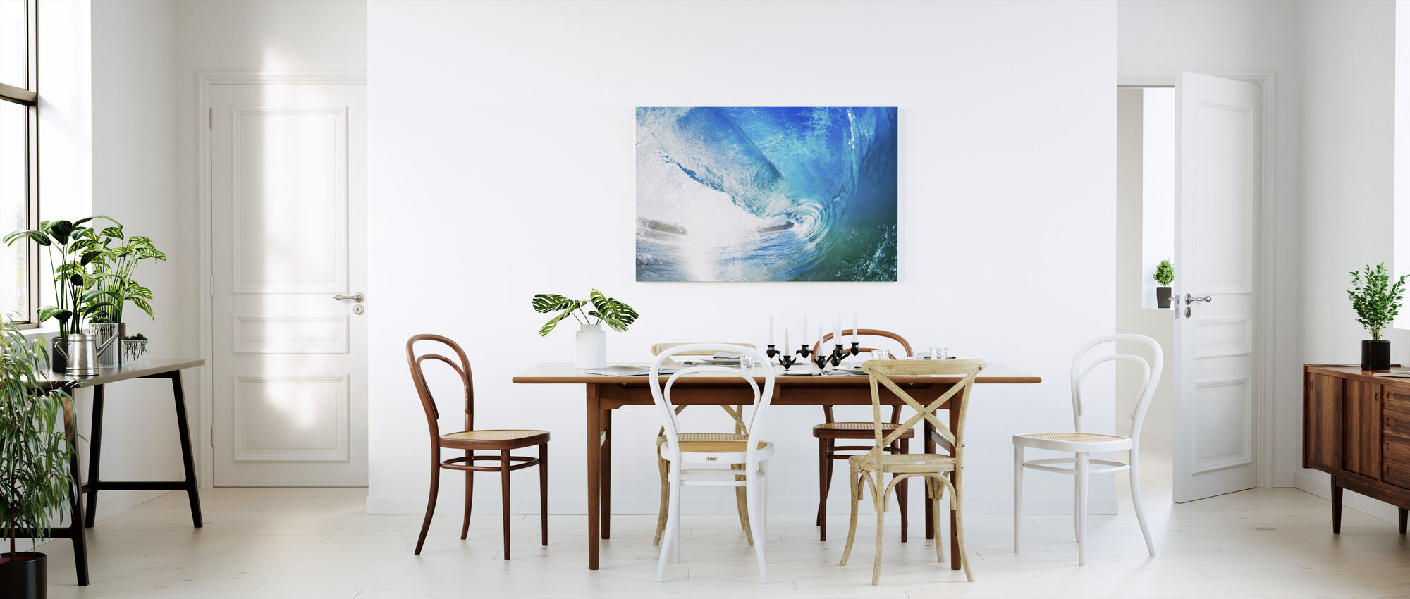 Surfers Dream - Canvas print - Kitchen