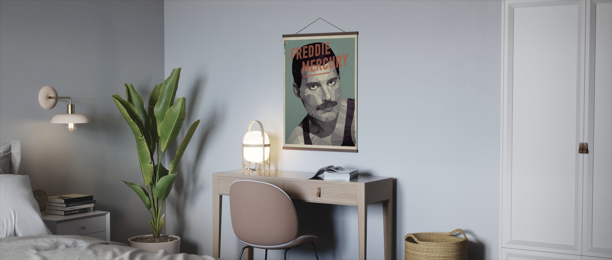 Showen måste fortsätta - Poster - Kontor